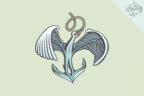 Flying Anchor Logo